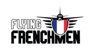 Flying Frenchmen Logo Rocambolesque Improvisation