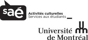 Improvisation Services aux activités culturelles UdeM